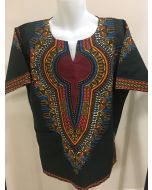 Dashiki Shirt African Men's Top