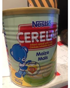Cerelac - Maize  Made in Ghana