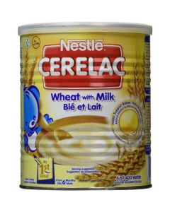 Cerelac - Wheat Made in Ghana