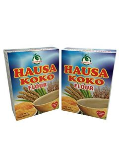 Hausa Koko (Spicy Millet Porridge) by Home Fresh